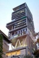 Ambani family residence in Mumbai - Antilia