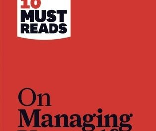 Book Review: Harvard Business Review's 10 Must-Reads: On Managing Yourself