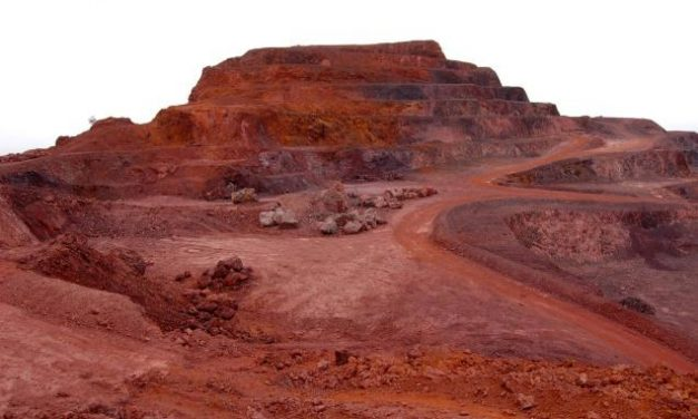 Asia-Pacific Region's Iron Ore Reserves at 61.3 Billion Metric Tons