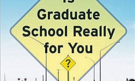 Book Review: Is Graduate School Really for You?