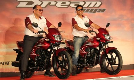 Bollywood Superstar Akshay Kumar Signs $10 Million Deal As Brand Ambassador of Honda Motorcycles and Scooters