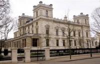 Laxmi Mittal palace in Kensington, London