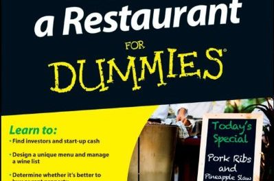 Book Review: Running a Restaurant for Dummies