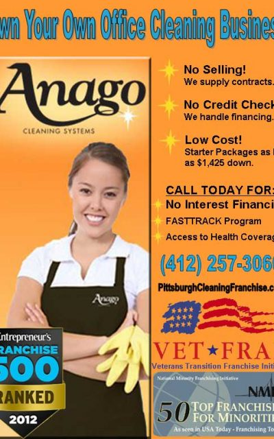 Bangladeshi Entrepreneur Eddie Khan, Coming to the U.S. With $450, Now Owns an Anago Cleaning Systems Franchise