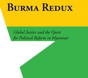 Book Review: Burma Redux