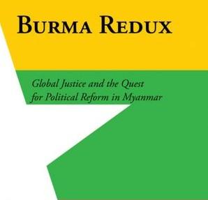 Book Review: Burma Redux