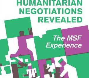 Book Review – Humanitarian Negotiations Revealed