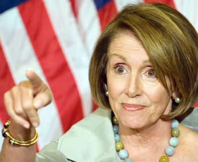 Pelosi urges Obama to eliminate debt ceiling by Fiat
