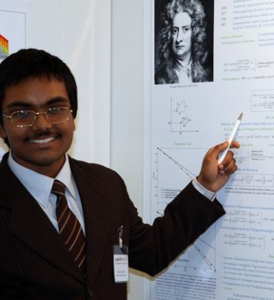 16-Year-Old Indian Student Develops Math Equation That May Fill Gap In Isaac Newton's Formulas Relating to Physics of Falling Objects