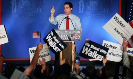 Wisconsin Gov. Scott Walker Scores Big Win Over Labor Unions, Retaining Power