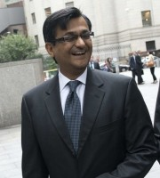 Anil Kumar leaves federal court after being sentenced in New York
