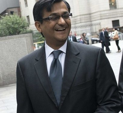 Anil Kumar Gets Freedom By Helping Prosecutors Jail Gupta and Rajaratnam
