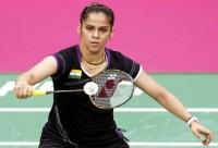 Saina Nehwal, bronze medal winner in badminton