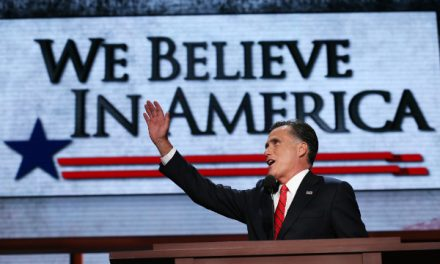 Mitt Romney Offers New Pro-Business Course  For America With Job Growth and Fiscal Discipline
