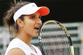 Sania Mirza at London Olympics