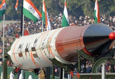 India test fires nuclear-capable Agni III missile successfully