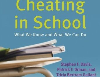 Book Review: Cheating in School: What We Know and What We Can Do