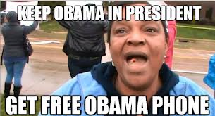 Viral Video Touting ' Free Obama Phone'