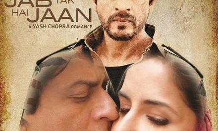 First Look: Shah Rukh Khan's 'Jab Tak Hai Jaan'