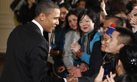 Democrats Harness Asian American Pacific Islander Populations to Get Votes For Obama