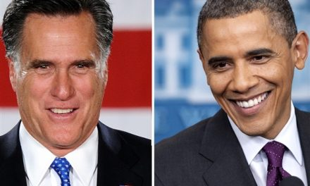 "Romney Says ""Forewarned"" Would Be a Better Slogan For Obama Than ""Forward"""