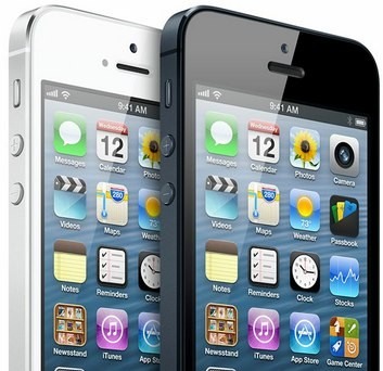 Apple Sells More Than 5 Million iPhone 5's in 3 Days!