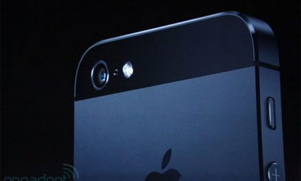 Apple Unveils iPhone 5