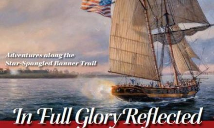 Book Review: In Full Glory Reflected: Discovering the War of 1812 in the Chesapeake: Adventures along the Star-Spangled Banner Trail