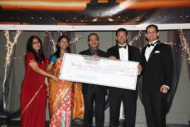 Texas Indian Medical Professionals Hold Charitable Event