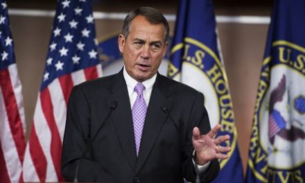 Boehner: GOP House majority means 'no mandate' for tax hikes