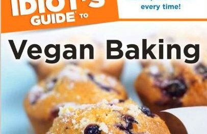 Book Review: The Complete Idiot's Guide to Vegan Baking
