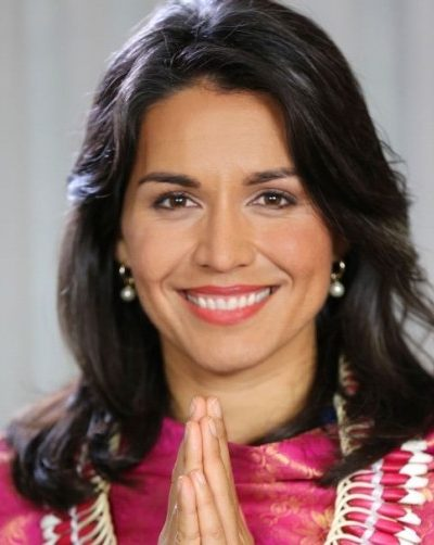 America's First Ever Hindu Congresswoman Tulsi Gabbard