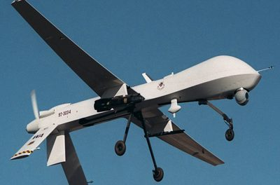 Iran fighter jets fire on U.S. drone, officials tell CNN