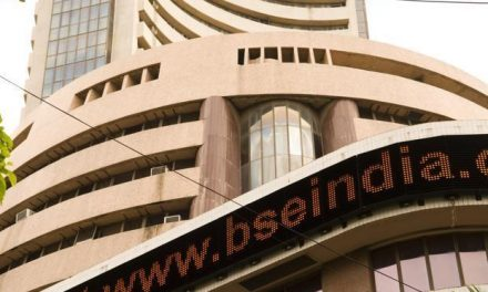 Bombay Stock Exchange's Sensex Touches 20k After 2 Years