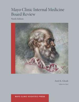 Book Review: Mayo Clinic Internal Medicine Board Review – Ninth Edition