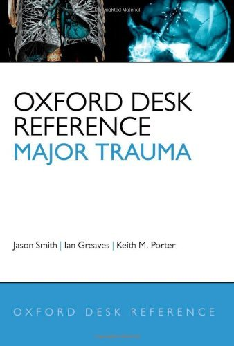 Book Review: Oxford Desk reference – Major Trauma