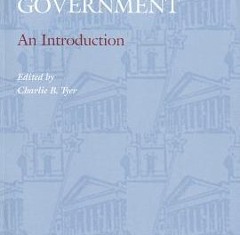 Book Review: South Carolina Government – An Introduction