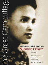 Book Review: The Great Camouflage – Writings of Dissent (1941-1945)  Of Suzanne Cesaire