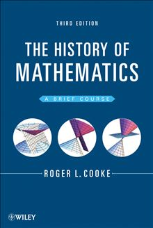 Book Review: The History of Mathematics, 3rd edition