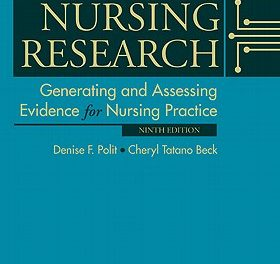 Book Review: Nursing Research – Generating and Assessing Evidence for Nursing Practice