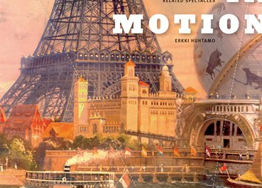 Book Review: Illusions in Motion : Media Archaeology of the Moving Panorama and Related Spectacles