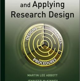 Book Review: Understanding and Applying Research Design