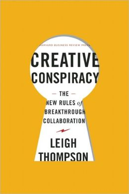 Book Review: Creative Conspiracy: The New Rules of Breakthrough Collaboration