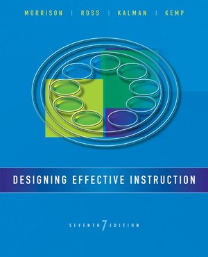 Book Review: Designing Effective Instruction, 7th edition
