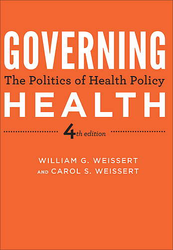 Book Review: Governing Health: The Politics of Health Policy
