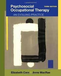 Book Review: Psychosocial Occupational Therapy, 3rd edition