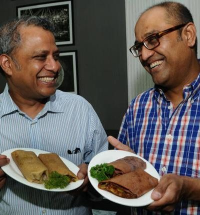 Two Former Bankers to 'Re-Engineer' Dosas to Please American Palate