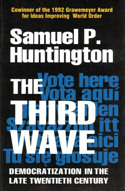 Book Review: The Third Wave: Democratization in the Late Twentieth Century