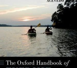 Book Review: Oxford Handbook of Exercise Psychology