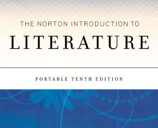 Book Review: The Norton Introduction to Literature – Portable Tenth Edition